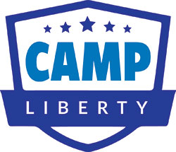Camp Liberty Logo
